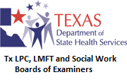 CEU-Hours.com is an approved CEU provider for the Texas Boards of Examiners for LPC, Social Work and Licensed and Marriage Family Therapists